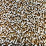 KRMNÁ SMĚS GRANULOVANÁ PRO KAPRY 50kg - krmivo granule pro kapry