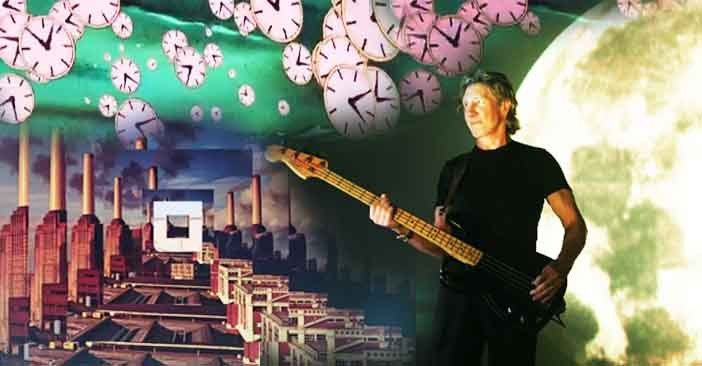 Roger Waters Twits video about new tour upcoming in North America - Watch
