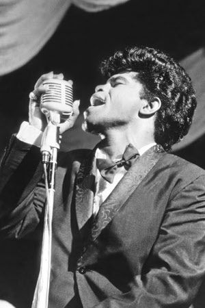 James Brown circa 1962.