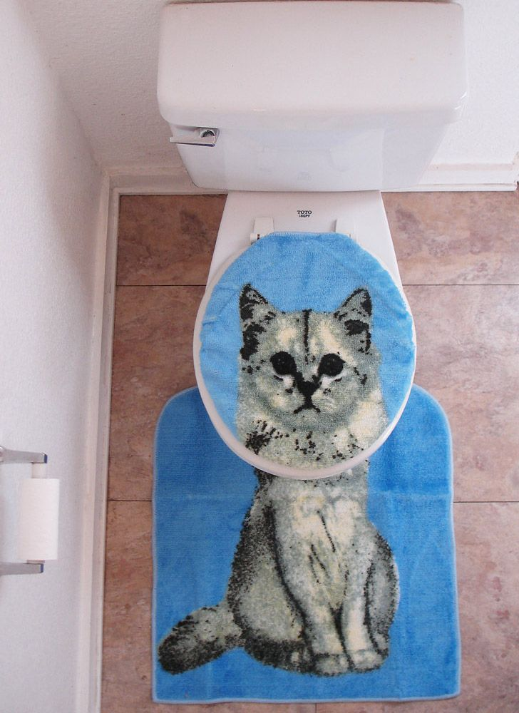 17 best images about toilet seat on pinterest toilets for Commode kitty