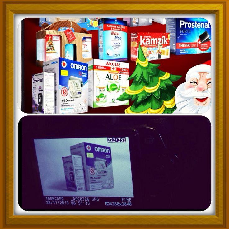 Fotenie produktov pre Lekáreň Centrum