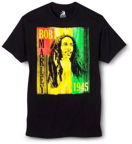 Marvel Men's Bob Marley® T-Shirt