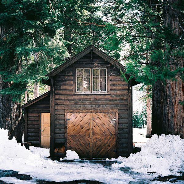 17 Best Images About Sheds Carports On Pinterest: 99 Best Images About Wooden Garages On Pinterest