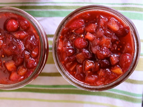 Cranberry Quince Chutney | Serious Eats : Recipes