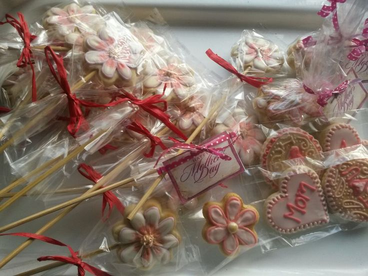 Mothers day variety cookies