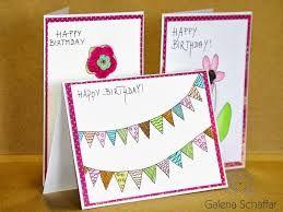 Znalezione obrazy dla zapytania kartki urodzinowe handmade