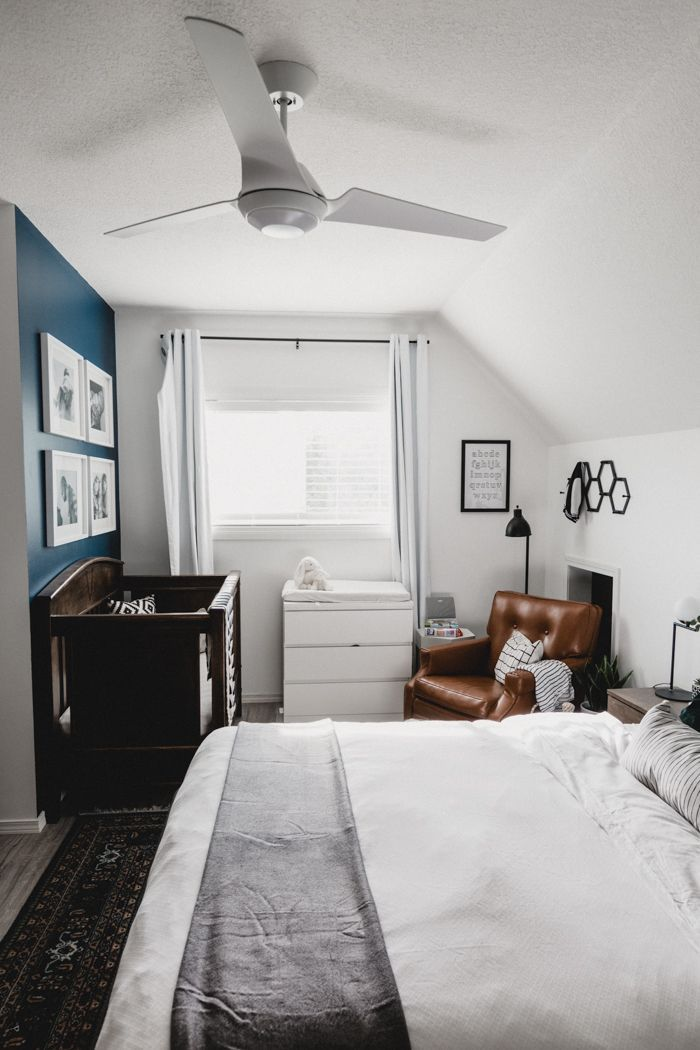 Quick Bedroom Makeover In Less Than 24 Hours Modern Master