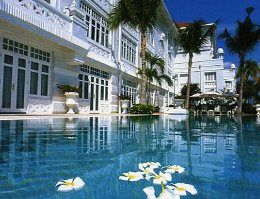 Penang, Malaysia Eastern and Oriental Hotel #EOHotel