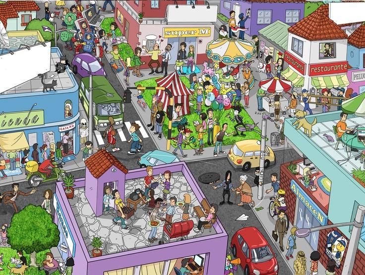 Ilustración  www.ilustra2.com