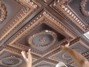 Beautiful Ceiling Tiles Designs