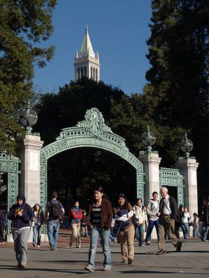 What It Takes To Get Into UC Berkeley