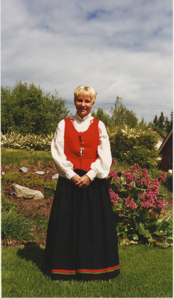 Finnmark bunad