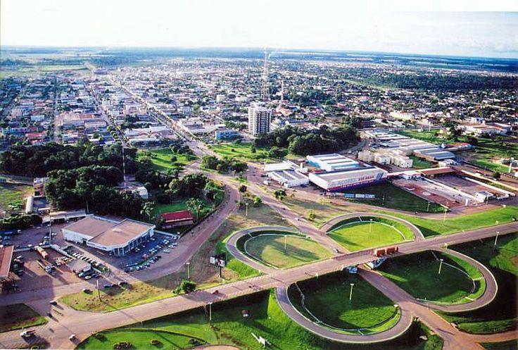 Cidade de Sinop - Agronegócio - Turismo e Cultura no Mato Grosso