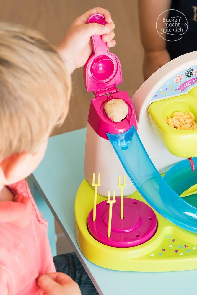 Backen macht glücklich | Cake Pops mit Kindern backen: Rezept and Tipps | http://www.backenmachtgluecklich.de