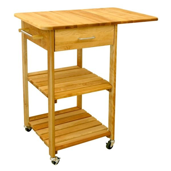 $287.99 Butcher Block Cart