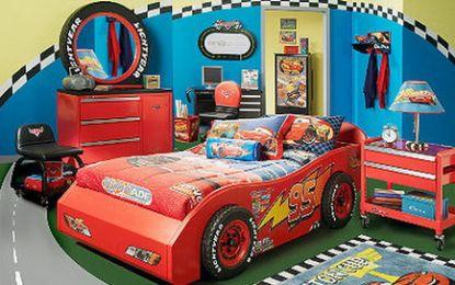 die besten 25 rennwagen bett ideen auf pinterest kinder autobett kleinkind junge zimmer. Black Bedroom Furniture Sets. Home Design Ideas