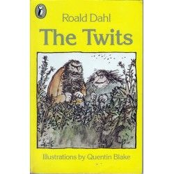 Roald Dahl classic book The Twits is now in stock at The Reading Nest. Find a range of second-hand books, gifts and stationery at www.thereadingnest.com.au