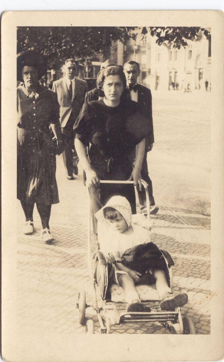 Widowed Anna Malinová. Foto: Rodinný archiv Aleny Voštové