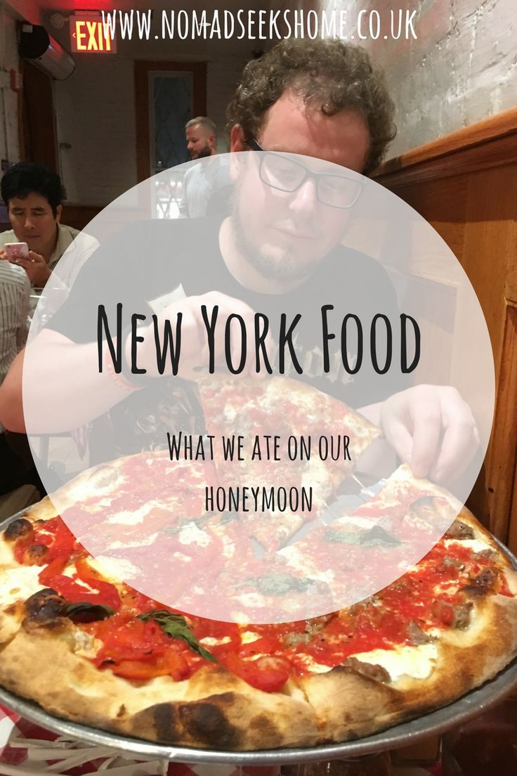 What we ate in New York City - Nomad Seeks Home