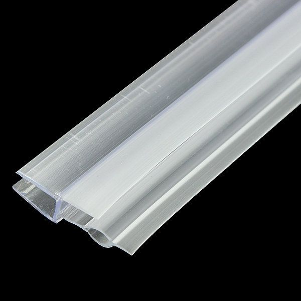 Glass Thickness 4 6mm Seal Ring Strip For Shower Bathroom Screen Door