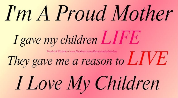 Quotes About Ungrateful Daughters: 1000+ Ideas About Love My Kids On Pinterest