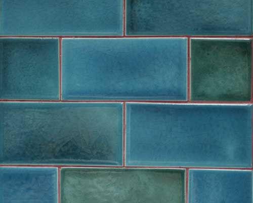 Handmade bathroom tiles, handmade kitchen tiles and ceramic sculptures by Bronwyn Williams-Ellis