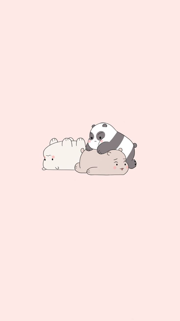 We bare bears|| o my gosh  they're so cute || Ice bear, grizzly bear,panda bear