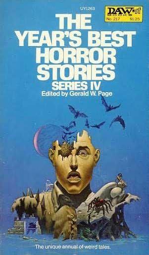 Year's Best Horror Stories Series IV