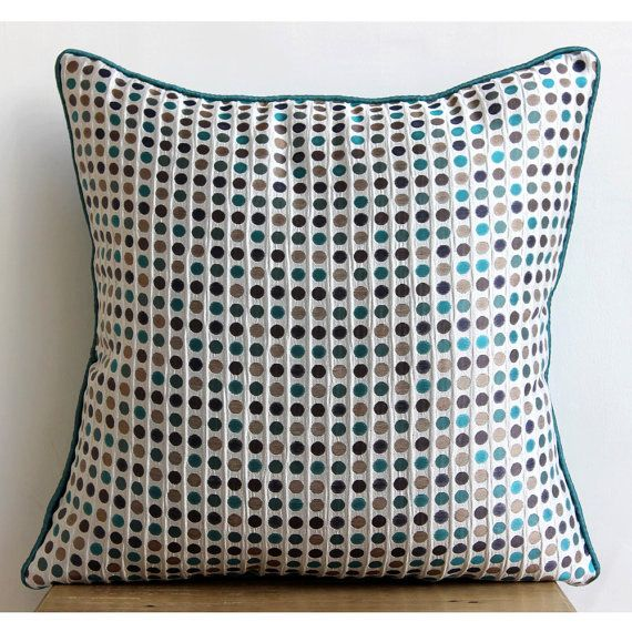 Decorative Euro Sham Covers Couch Pillows Sofa by TheHomeCentric