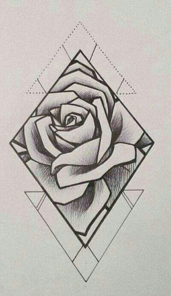 Rose Drawing Ideas Rose Rose Sketch Roses Drawing Art