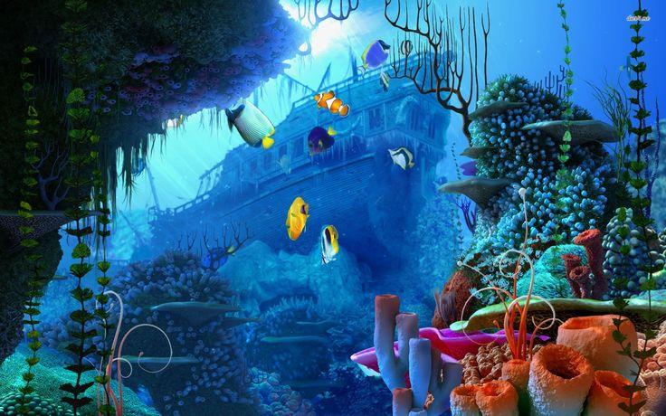 Résultats de recherche d'images pour «coral under sea»