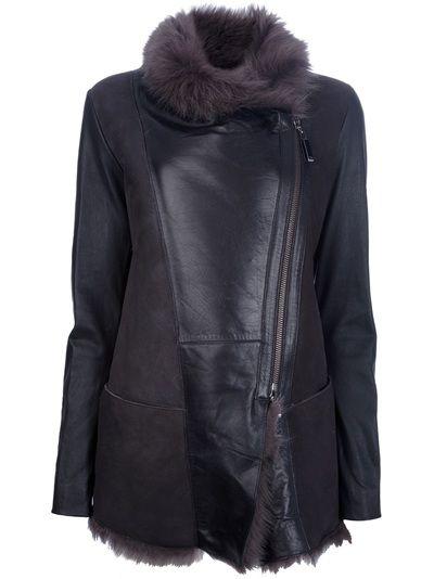 RIZAL Sheepskin coat http://woman.jofre.eu