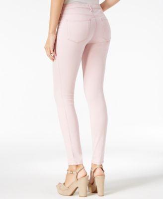 Jessica Simpson Kiss Me Skinny Jeans - Pink 32