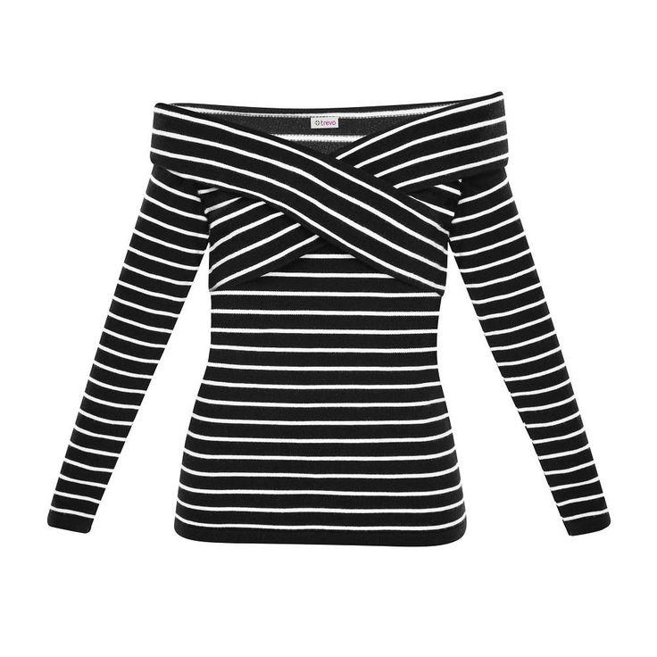 Suéter Negro / Blanco Abatwa