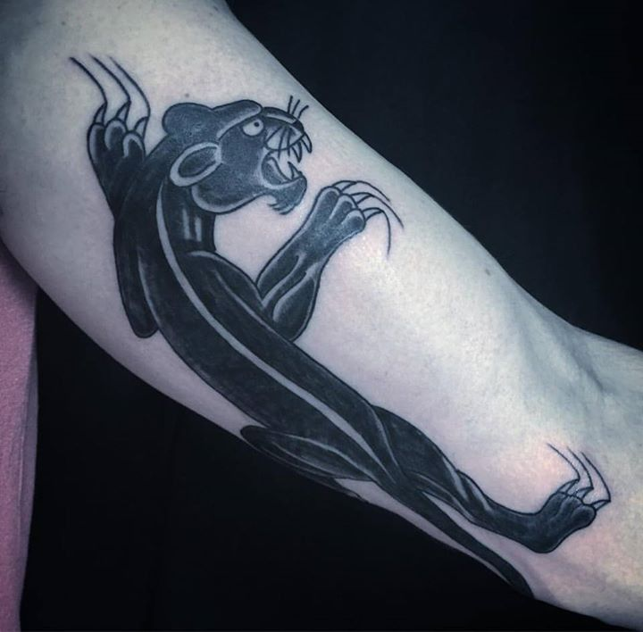 Classic tattoo by dean from visual tattoo 20170630
