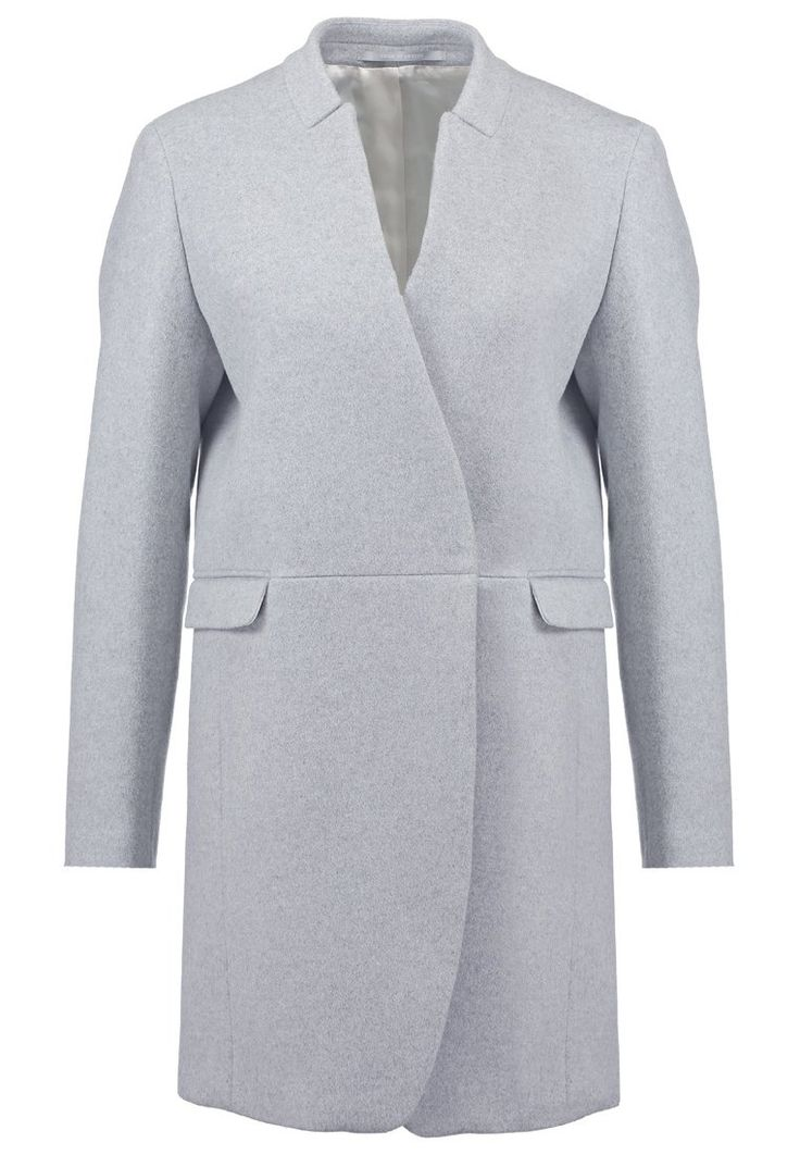 Tiger of Sweden HOPER - Classic coat - grey - Zalando.co.uk
