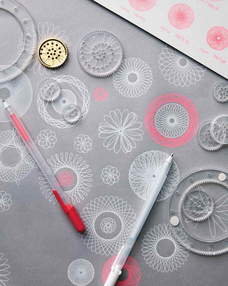 The Spirograph is Back..and It's all Grown Up!
