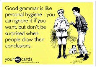Правила грамматики - как личная гигиена, при желании и то, и другое можно не соблюдать, но не удивляйтесь, если окружающие будут делать выводы.   #learningenglish #english #школаиностранныхязыков #курсыанглийского #репетиторпоанглийскому #английскийпоскайп #английскийкурсы #английскийдлявзрослых #деловойанглийский #businessenglish #funnyenglish #englishgrammar