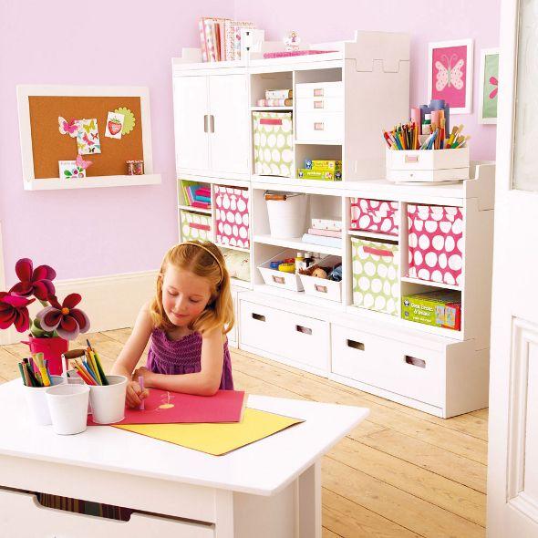 As Any Parent Knows, Keeping A Childu0027s Room Tidy And Organised Can Be Like  Fighting