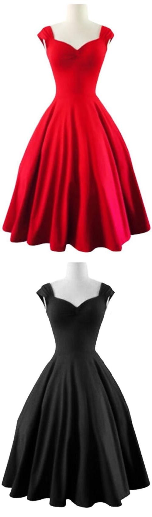 Gotta a invite to a wedding party? Here comes your perfect solution. The dress,ONLY $25.99,featuring front sweetheart neckline and slim waist. Get it now at CUPSHE.COM