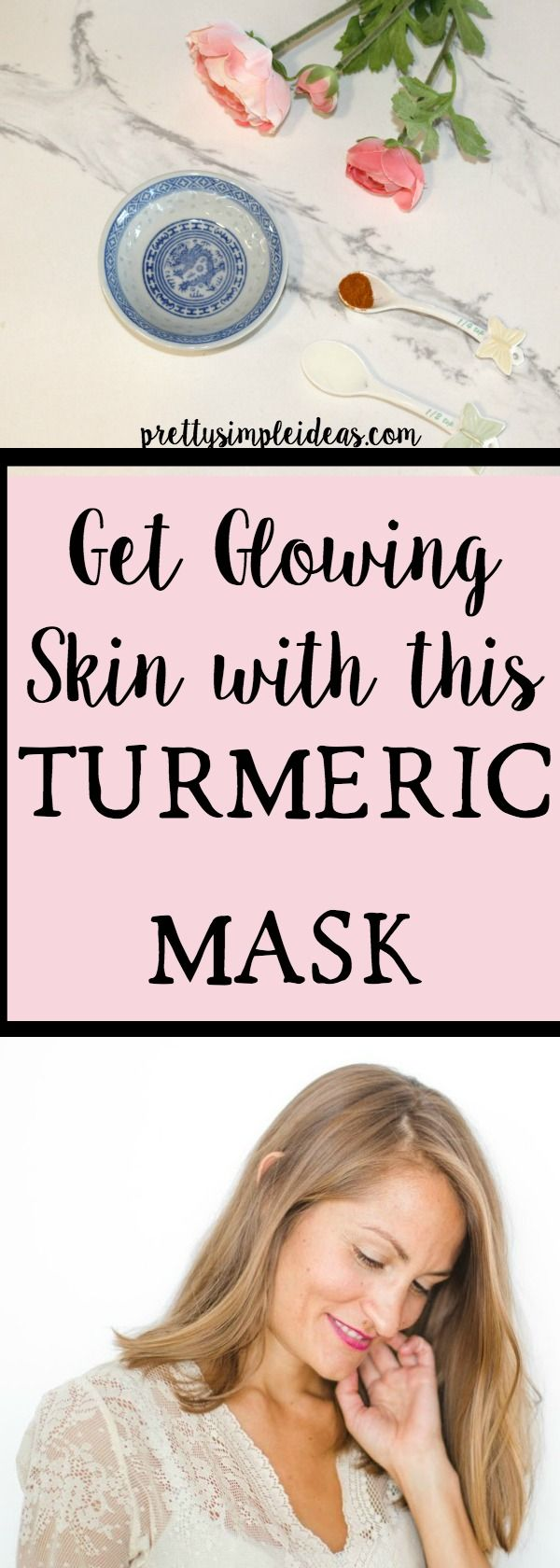 Do you ever get acne? Wrinkles? Rosacea? Dark circles? Dull skin? Previously I wrote about all the health benefits of turmeric. Now it's time to talk about the benefits of a a DIY Turmeric Mask for your skin.