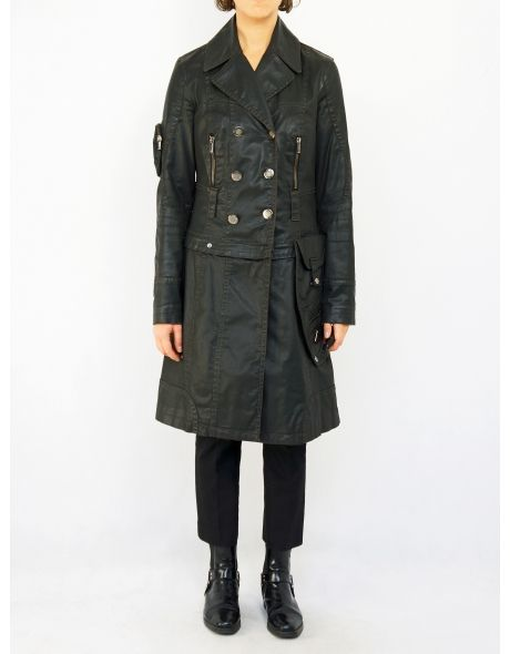 Jean,s Paul Gaultier vintage 2in1 moto coat!
