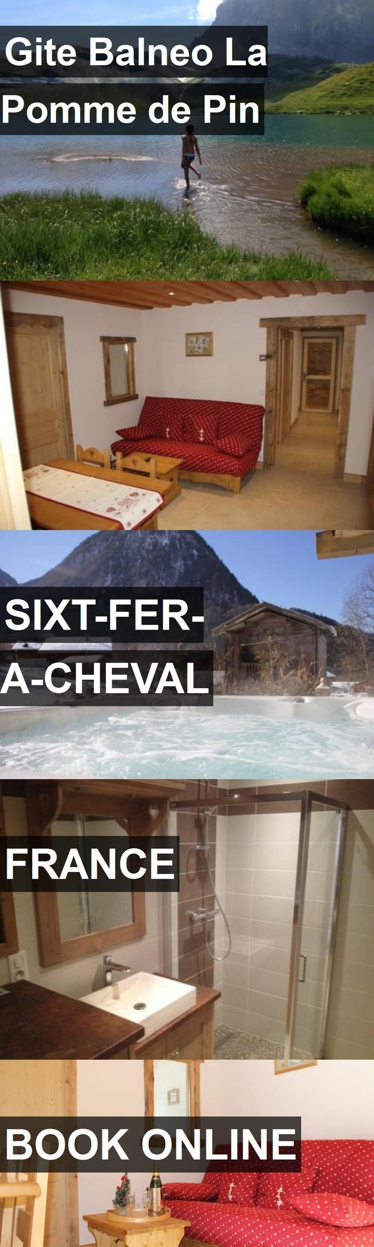 Hotel Gite Balneo La Pomme de Pin in Sixt-Fer-a-Cheval, France. For more information, photos, reviews and best prices please follow the link. #France #Sixt-Fer-a-Cheval #travel #vacation #hotel