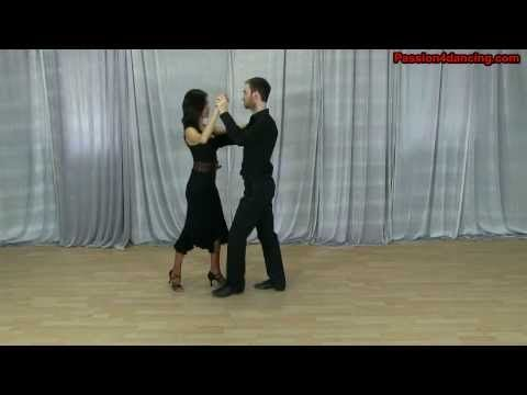 (47) Salsa dance steps for beginners - Salsa basic steps - YouTube