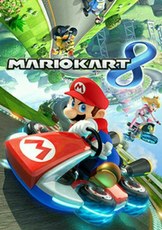 Enjoy Mario Kart 8 On One Of Our 5
