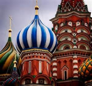 MOSCOU / Cathédrale Saint Basile le Bienheureux