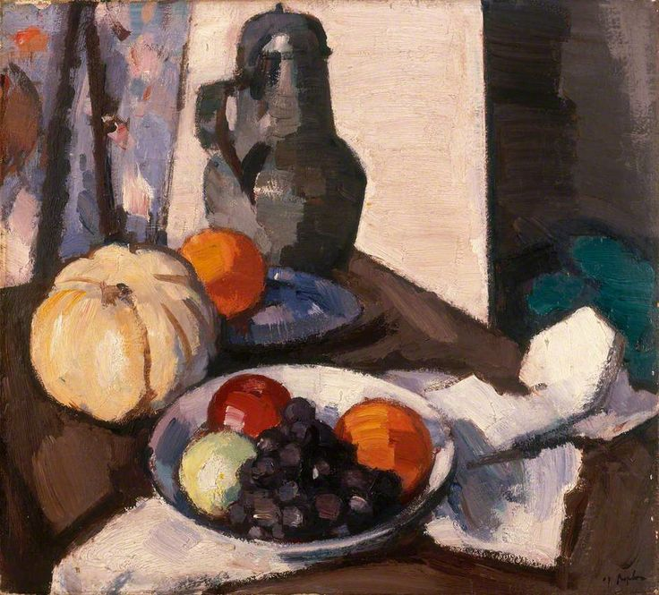 Still Life. Samuel John Peploe (Scottish 1871-1935.)
