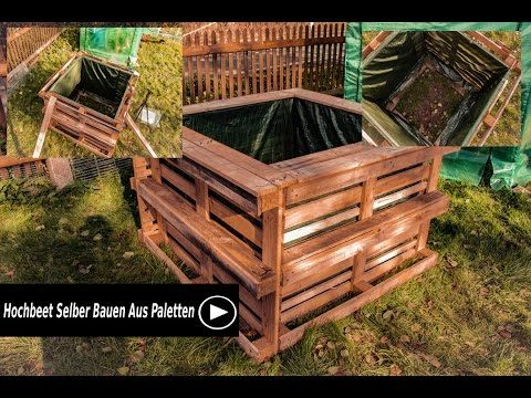 hochbeet mit fr hbeetaufsatz selber bauen gartentipp september 09 04 youtube gartenideen. Black Bedroom Furniture Sets. Home Design Ideas
