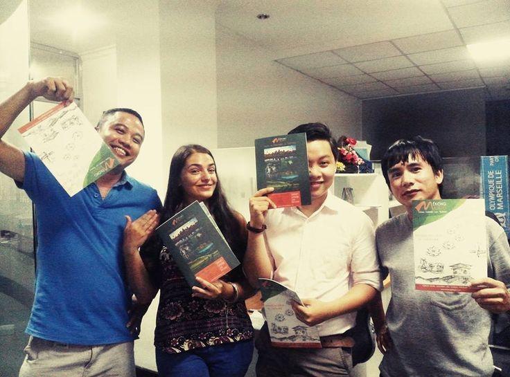 @MekongVillages, Agence réceptive à Ho Chi Minh Ville Vietnam, Adélaïde Almon , Assistante Marketing