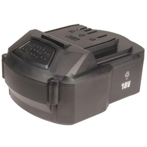 FERM Batterie f. Akku-Bohrschrauber Kunststoff 18 V NiCd Werkzeug Akku CDA1084#Ssparen25.com , sparen25.de , sparen25.info